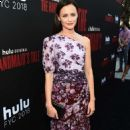 Alexis Bledel – 'The Handmaid's Tale' TV Show Finale in Los Angeles - 454 x 682