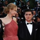 Zac Efron and Nicole Kidman