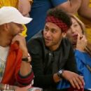 Neymar wowed by LeBron James as Lewis Hamilton joins Barcelona star to watch NBA Finals game two - 454 x 438