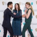 Sophie Turner – British Academy Film Awards Nominations at BAFTA, London 1/10/ 2017
