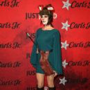 Ashley Greene – Just Jared's 7th Annual Halloween Party in LA - 454 x 667