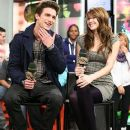 Shailene Woodley and Daren Kagasoff - 382 x 570