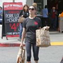 Ashley Greene out shopping in Beverly Hills