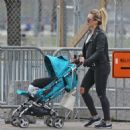 Hilary Duff out in New York City - 454 x 472