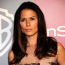 Rhona Mitra - 2011 InStyle/Warner Brothers Golden Globes Party (January 16, 2011)