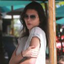 Kendall Jenner At Urth Caffe In West Hollywood
