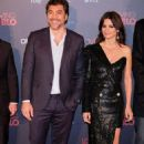 Penélope Cruz & Javier Bardem : 'Loving Pablo' Madrid Premiere - 454 x 681