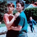 Scott Baio and Alexandra Paul