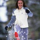 Martina Hingis - 2001 CB Photoshoot