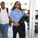 Dave Grohl at LAX