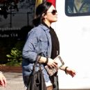 Demi Lovato - arriving at A New Journey Eating Disorder Center in Santa Monica - January 31, 2011