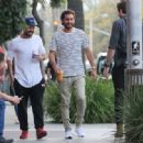 Scott Disick is seen out and about on October 13, 2016 - 454 x 317