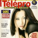 Shannen Doherty - Télépro Magazine Cover [France] (29 April 1999)
