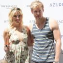 Ashley Benson and Chord Overstreet at the Azure Labor Day Weekend Pool Party at the Palazzo Hotel and Casino in Las Vegas, Nevada on September 1, 2012 - 454 x 605