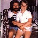 Jason Bonham & dad