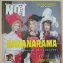 Siobhan Fahey, Sara Dallin - No1 Magazine Cover [United Kingdom] (11 July 1987)