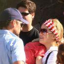 Kate Hudson and Lance Armstrong