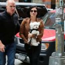 Demi Lovato Out In Nyc