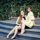 SOPHIE TURNER and MAISIE WILLIAMS – The New York Times Photoshoot – march 2015