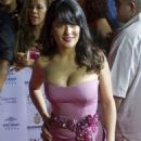 SALMA HAYEK at the Acapulco International Film Festival in Mexico