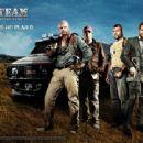 The A-Team Wallpaper - 454 x 340