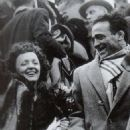 Marcel Cerdan With Edith Piaf - 454 x 545