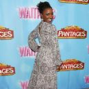 Shanola Hampton – The National Tour of 'Waitress' in Hollywood