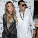 Khloé Kardashian and French Montana