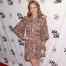 Brittany Snow – On BuzzFeed's 'AM To DM' in NYC