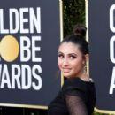 Francia Raisa : 76th Annual Golden Globe Awards - 454 x 303