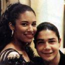 Selena Perez and Chris Perez - 454 x 301