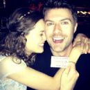 Lyndsy Fonseca and Noah Bean - 454 x 459