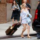Kate Hudson Leaves hotel in New York - 454 x 346