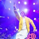 Justin Bieber performs onstage during 102.7 KIIS FM's Jingle Ball 2016 presented by Capital One at Staples Center on December 2, 2016 in Los Angeles, California