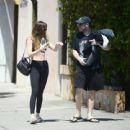 Dakota Johnson – Leaving a yoga class in Los Angeles