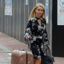 Katie Piper Arrives at her Hotel in Manchester - 454 x 741
