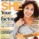 Myleene Klass - She Magazine [United Kingdom] (November 2010)