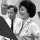 betty comden and adloph green record ''ON THE TOWN''  1960 studio cast