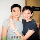 Nicky Wu and Ada Choi