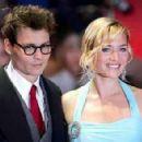 Johnny Depp and Kate Winslet