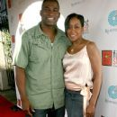 David Banner and Tichina Arnold