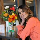 Jordana Brewster – Zyrtec and Create and Cultivate at a Panel to talk Allergy Face in NY - 454 x 360