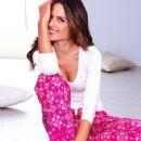 Alessandra Ambrosio Victorias Secret Sleepwear 2011