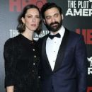 Rebecca Hall – 'The Plot Against America' Premiere in New York - 454 x 641