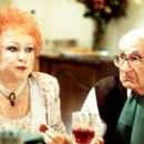 Estelle Harris and Ralph Manza in Trimark's What's Cooking? - 2000