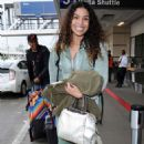 Jordin Sparks At Lax Airport In Los Angeles