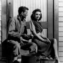 Robert Walker & Donna Reed - 432 x 548