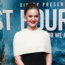 Holliday Grainger attends 'The Finest Hours' Gala Premiere at Ham Yard Hotel on February 16, 2016 in London, England - 393 x 600