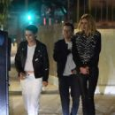 Kristen Stewart and Stella Maxwell night out in Silverlake