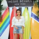Jamie Chung – Henri Bendel Surf Sport Collection in Los Angeles - 454 x 681